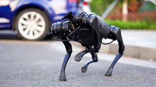 Unitree A1 is a Boston Dynamics Spot look-alike
