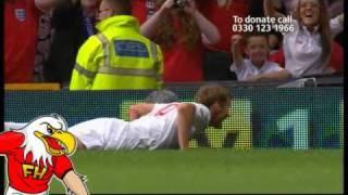 Soccer Aid - England XI vs World XI Highlights