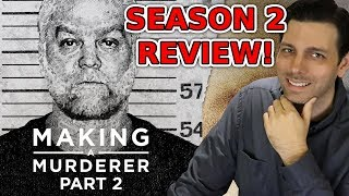 Making A Murderer Season 2 Review and Theories! | Steven Avery Case