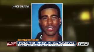 Source:  Arrest imminent in Tupac murder case