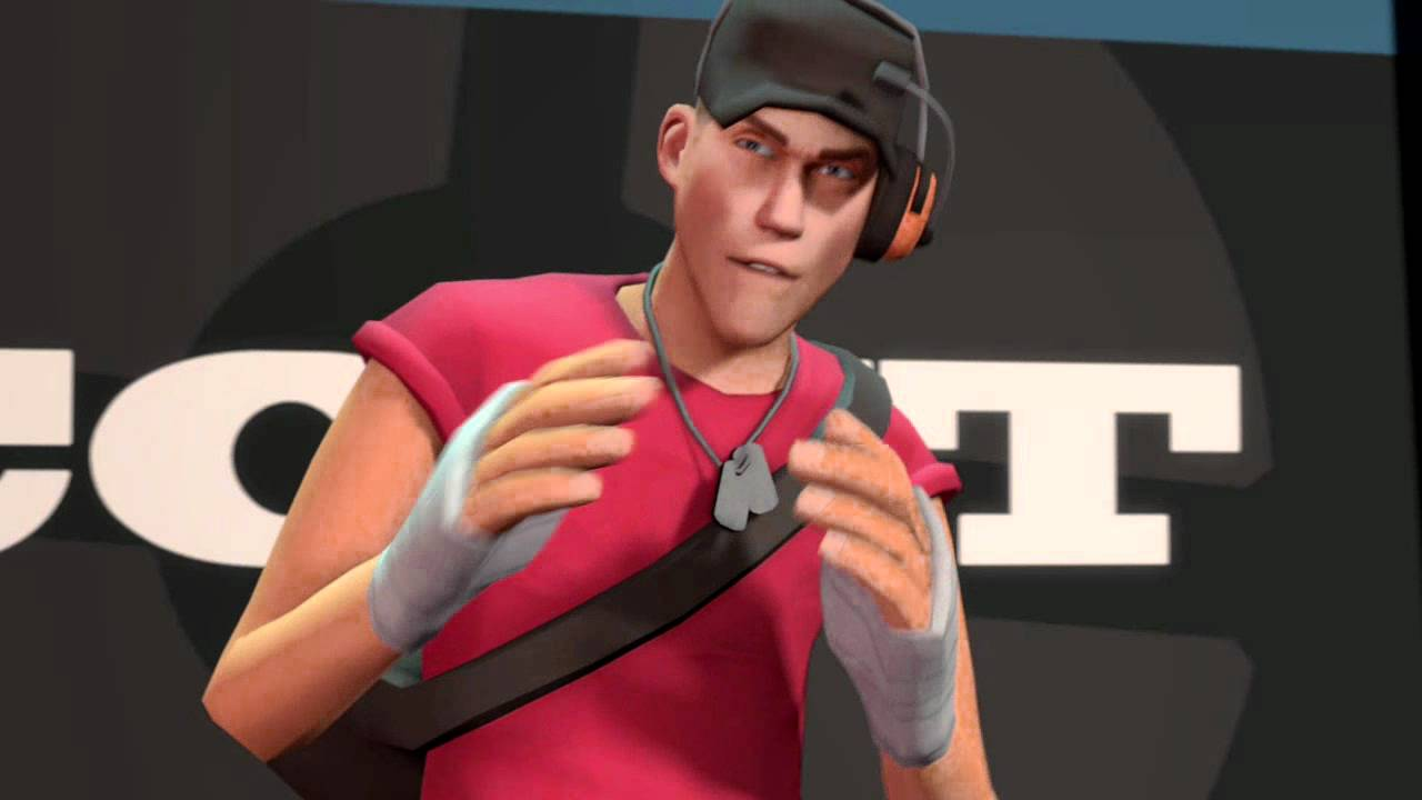 team fortress meet the idiots voice