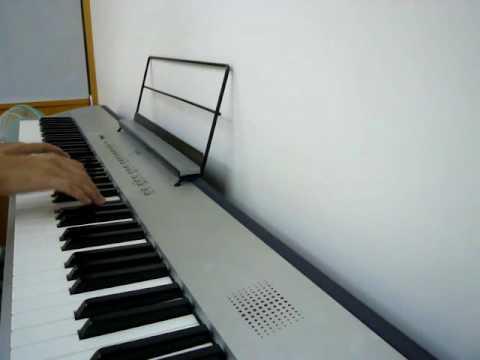 星語心願 (By 張柏芝) - Piano