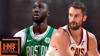 Boston Celtics vs Cleveland Cavaliers - Full Game Highlights | October 15, 2019 NBA Preseason
