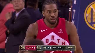 GAME RECAP  Raptors vs Warriors, Game 4 NBA Finals