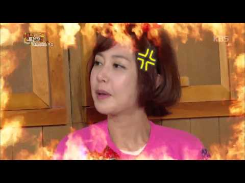 [HIT]해피투게더-슈, 과거 '핑클과의 신경전' 깜짝 고백.20141225