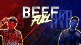『BEEF』 Giải Trí Chút - BLACKBI | Dựng Lên - PHÚC DU | 2018 | Video Lyrics