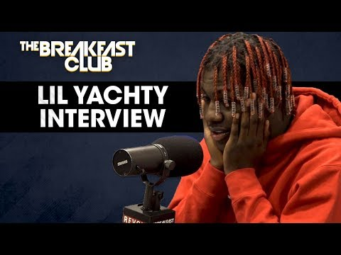 Lil Yachty Confronts Charlamagne, Talks About His New Project + More