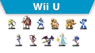 amiibo February Figures Overview