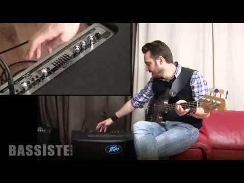 Test : Peavey TNT115 - Bassiste Magazine #46