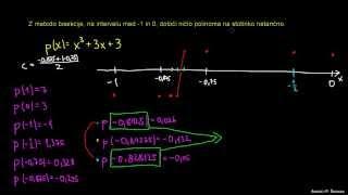 Metoda bisekcije 2