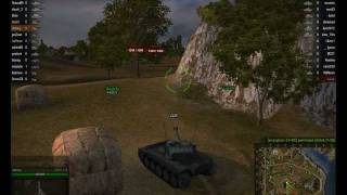 Let's play! WoT. AMX 13/75. Барабанная дробь