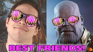 Avengers: Infinity War or: How I Learned to Stop Worrying and Love Thanos - WIAGW