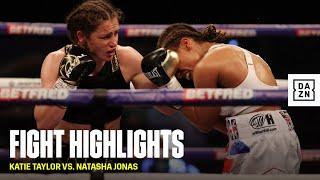 HIGHLIGHTS | Katie Taylor vs. Natasha Jonas