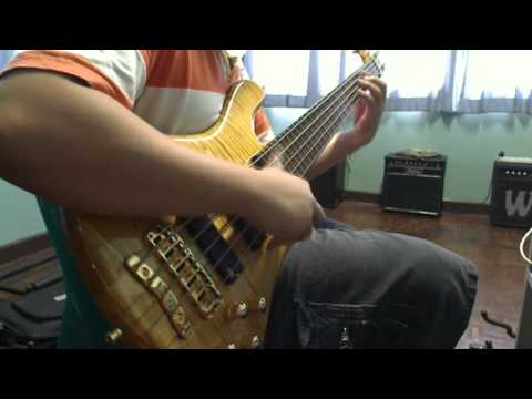 Warwick Streamer Stage I Sound Check by Keng Bassist