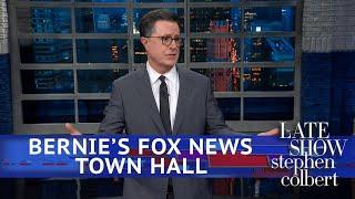 Fox News Can't Contain Bernie Sanders