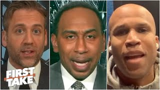 First Take debates whether the NBA should continue without fans