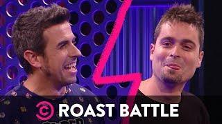 Quique Matilla VS Álex Clavero   Roast Battle   Comedy Central España