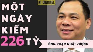 NGƯỜI giàu nhất Việt Nam 2018 giàu như thế nào ? (226 Tỷ / 1 NGÀY )