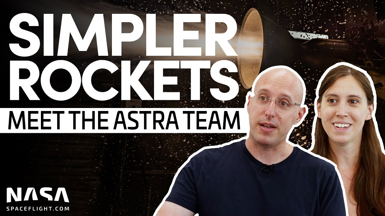 Meet Astra: The Team Building Simpler Rockets