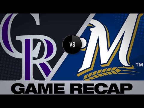 5/1/19: Arenado, Story power Rockies in 11-4 rout