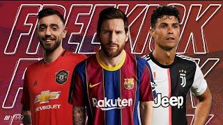Top 10 Free Kick Takers in Football 2020