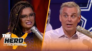 Colin Cowherd predicts headlines for 2020 NFL season on 'The Herd Herald' | THE HERD
