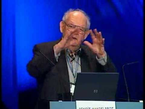 Benoit Mandelbrot - (full) The Nature of Roughness in Mathematics, Science and Art.