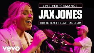 Jax Jones - This Is Real - Live Performance | Vevo ft. Ella Henderson
