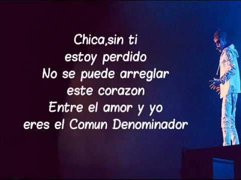 Justin Bieber - Common Denominator ( En español )