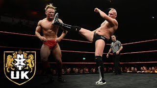 WWE NXT UK Results (11/21): Dragunov Battles Wolfe, Grizzled Young Veterans Want Another Shot