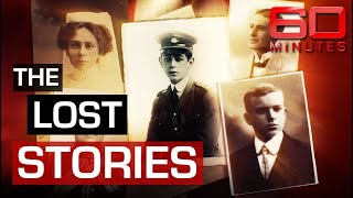 Lost secrets of the ANZAC heroes | 60 Minutes Australia