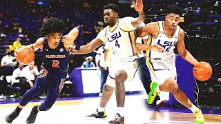 SEC Top Freshman Draft Prospects Sharife Cooper & Cam Thomas Face Off I Cooper 26 Pts, Thomas 27 Pts
