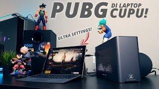 Nyobain GPU External di Laptop, Gunanya Apasih? (Ft. XG-Station Pro)