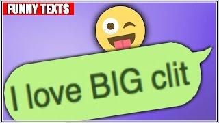 I love it BIG!!! | Funniest Autocorrect Fail!