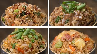 Your Kids Will Love These 4 Fried Rice Ideas