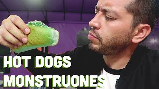 HOT DOGS (Dogos) estilo SONORA