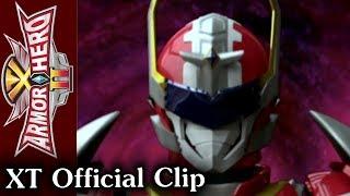 Armor Hero XT - Official English Clip [HD 公式] - 07