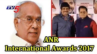 LIVE : Akkineni Nageswara Rao International Awards 2017