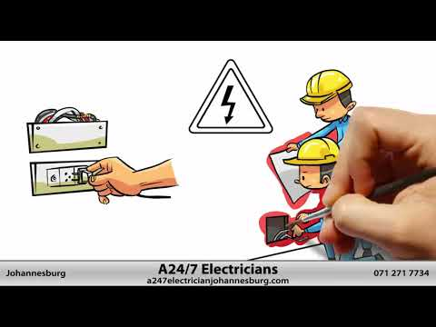 Qualified Emergency Electricians in Johannesburg