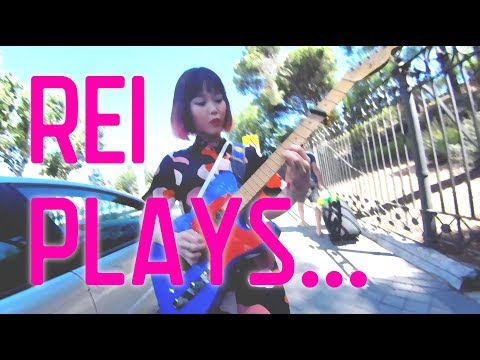 【Rei】PLAYS... Route 246 / Madrid, Spain