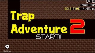 Trap Adventure 2 Speedrun 4:56.50