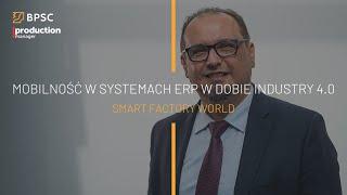[Livestream] Mobilność w systemach ERP w dobie Industry 4.0