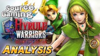 Hyrule Warriors Definitive Edition Analysis