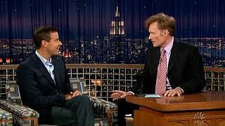 Conan O'Brien 'Carson Daly 6/8/05