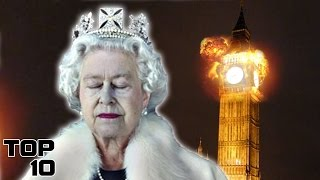 Top 10 Things That Will Happen When Queen Elizabeth Dies