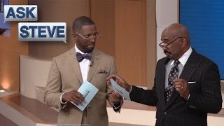 Sister O'Dell & Bernice Jenkins: Church announcements || STEVE HARVEY