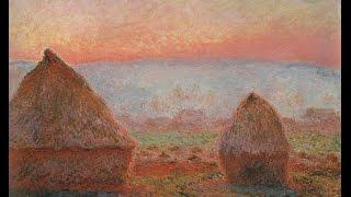 Claude Monet: 6 Minute Art History Video