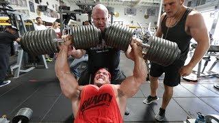 Brad Castleberry - Gold's Gym Venice - Simeon Panda & Scot Mendelson