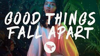ILLENIUM - Good Things Fall Apart (Travis Barker Remix) [Lyrics] ft. Jon Bellion