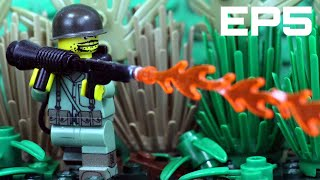 LEGO Battlefield Vietnam: Building the Tet Offensive in LEGO: EP5 - Jungle and Plates!